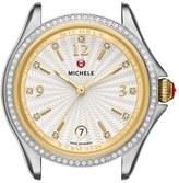 Michele 'Belmore' Watch Case, 36mm x 34mm