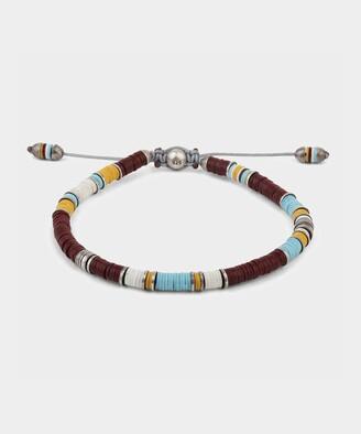 M. Cohen Boho Bracelet in Burgundy Mix