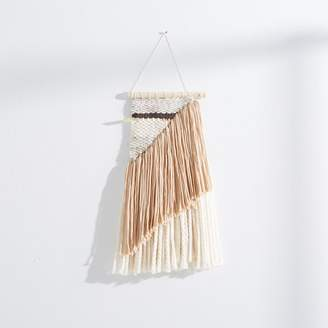 west elm SunWoven Wall Hanging Small