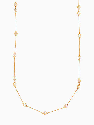 Kate Spade Gatsby Dot Mini Scatter Necklace