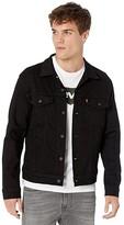 Levi's Mens The Trucker Jacket (Rigid Two) Men's Jacket