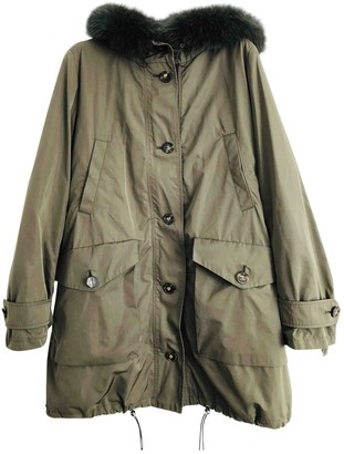 Marella Khaki Jacket for Women