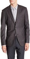 HUGO BOSS Nobis Trim Fit Two Button Notch Lapel Jacket