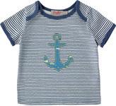 Cath Kidston Little Stripe Baby Tshirt