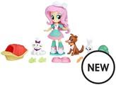 My Little Pony Equestria Girls Fluttershy Pet Spa Set