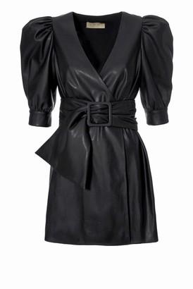 Aggi Andrea Cynical Black Dress