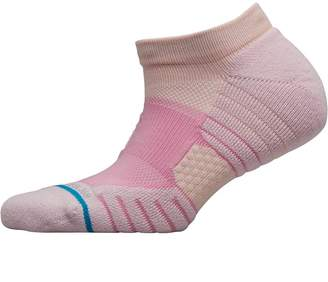 Stance Mens Northern Pines Cushioned Golf Low Socks Pink/Pink