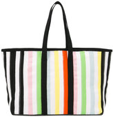 Rykiel Enfant striped beach bag