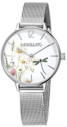 Morellato Womens Analogue Quartz Watch with Stainless Steel Strap R0153141507
