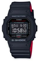 G-Shock Square Resin Strap Watch