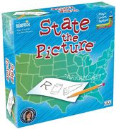 Briarpatch State The Picture Board Game by
