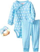 Skip Hop Baby-Boys Pop Prints Playwear Set-Triangles