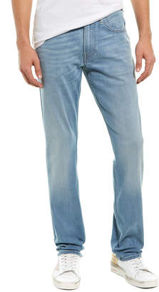 Hudson Jeans Blake Light Wash Slim Straight Leg