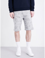 Billionaire Boys Club Logo-print cotton shorts