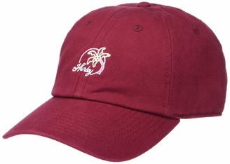 Hurley Women's Apparel Women's Sunrise Palm Dad Hat Baseball Cap