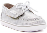 Sperry Bahama Crib Jr. Boat Shoe (Baby)