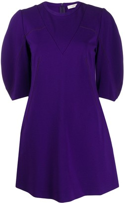 Dorothee Schumacher Puff Sleeve Flared Style Dress