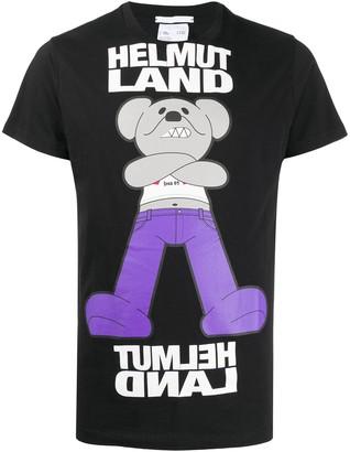 Helmut Lang Helmut Land Mascot T-shirt