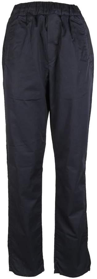 Bottega Veneta Garment Dyed Popeline Trousers