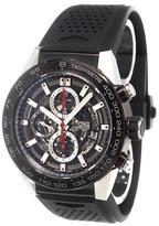 Tag Heuer Tag 'Carrera Calibre 01' analog watch
