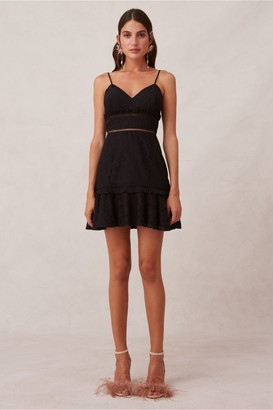 Keepsake ETERNAL MINI DRESS black