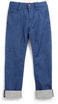 Little Marc Jacobs Boy's Coated Jeans