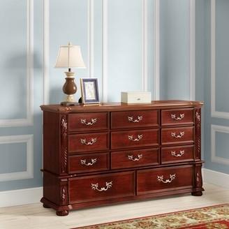 Hokku Designs Lannisten 11 Drawer Dresser