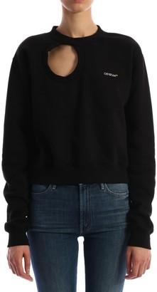 Off-White Cut Here Sweatshirt