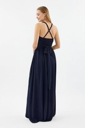 Coast Multi Way Sheer Back Maxi Dress