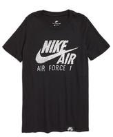 Nike Boy's Puff Logo T-Shirt