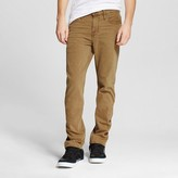 Mossimo Men's Slim Straight Stretch Jeans Carmel