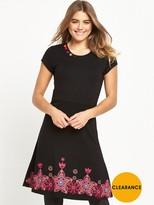 Joe Browns Simply Stylish Dress - Black