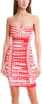 Herve Leger Maricel Strapless Dress