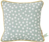 ferm LIVING Blue Dots Cushion