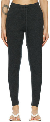 Le Kasha Grey Cashmere Kenya Lounge Pants