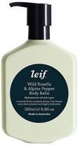 Leif Wild Rosella & Alpine Pepper Body Balm