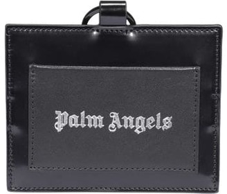 Palm Angels Iconic Neck Cards Holder