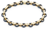 Roberto Coin 18K Yellow Gold & Titanium Link Bracelet