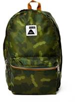 Poler Stuffable Pack Bag Green Camo
