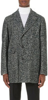 Boglioli Cabana Multi-textured Wool-blend Coat