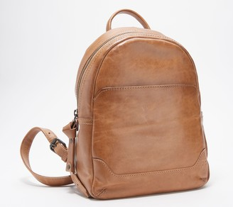 Frye Leather Melissa Medium Backpack