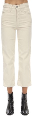 Levi's Rib Cage High Rise Stretch Corduroy Pant