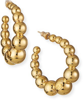 Thumbnail for your product : Gas Bijoux Andy Small Hoop Earrings