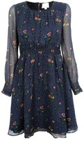 Band of Outsiders Ikat Crinkle Dress