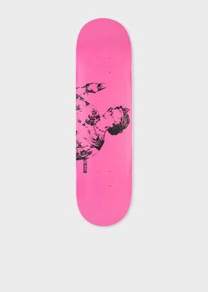 Pink 'Royal' Edition Skateboard Deck - The Hated