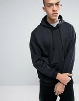 adidas New York Pack Graffiti Pullover Hoodie In Black BK7185