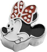 Disney Disney's Minnie Mouse Sterling Silver Bead