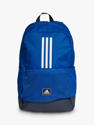 adidas Classic 3-Stripes Backpack, Team Royal Blue/Legend Ink/White