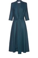 Luisa Beccaria Belted Kimono Dress