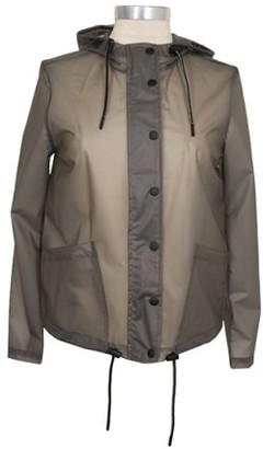 CoffeeShop Translucent Rain Jacket